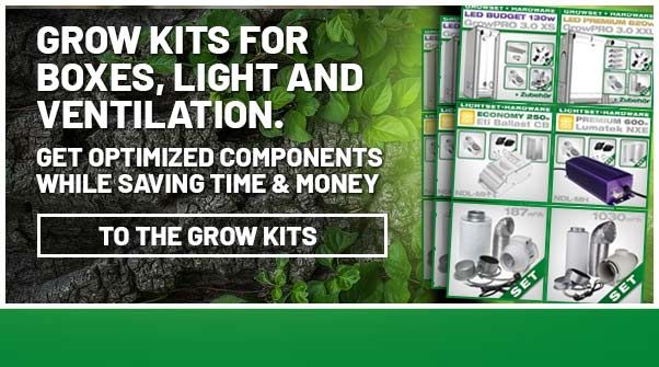 Grow Tent Complete Kits