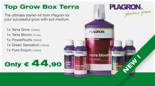 Plagron Starter Kit for Soil