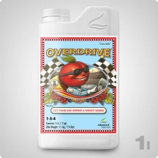 Advanced Nutrients Overdrive, 1 Litre