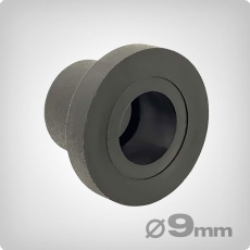 AutoPot 9mm Top Hat Grommet
