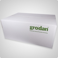 Grodan Delta crate, 7.5x7.5x6.5 cm, diagonal length: 25mm (384 pcs.)