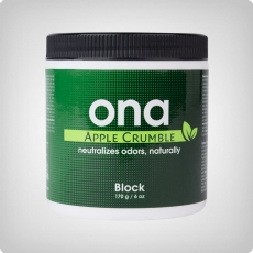 ONA Block Apple Crumble, 170g