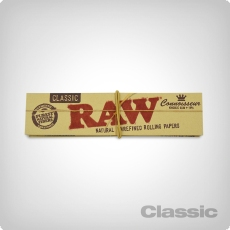 RAW Classic King Size Slim + Tips