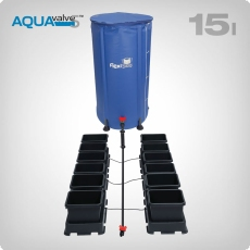 AutoPot easy2grow self watering system, 12 x 15L