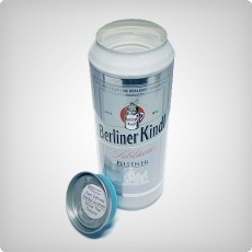Secret Stash Can Berliner Kindl, 500ml