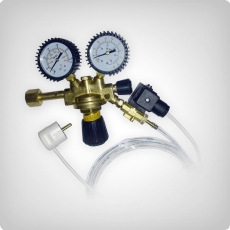 GrowControl CO2 Valve, Pressure Regulator