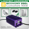 250W HPS lighting kit, Lumatek electronic ballast