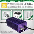 400W HPS lighting kit, Lumatek + Adjust-A-Wing