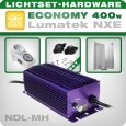 400W HPS lighting set, Lumatek electronic ballast
