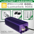 600W HPS lighting kit, Lumatek + Adjust-A-Wing