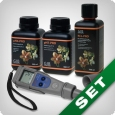 ADWA AD11 pH meter set + Accessories