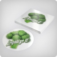 Sticker Broccoli Legalize it