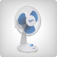 Bestron table ventilator 27cm, 30W white