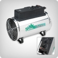 Bio Green Electric Air Heater, incl. thermostat