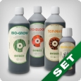 BioBizz soil + hydroponic nutrients kit