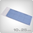 Blue sticky traps, 10x25 cm, 20 pieces