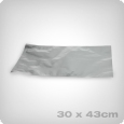Hot Sealable Mylar Foil Pouch 30x43cm