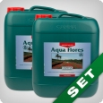 Canna Aqua Flores A & B, bloom booster, 10 litre