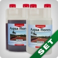 Canna Aqua Flores A & B, bloom booster, 1 litre
