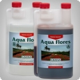 Canna Aqua Flores A & B, 2x1 litre bloom booster