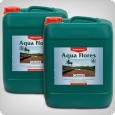 Canna Aqua Flores A & B, 2x10 litres bloom booster