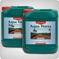 Canna Aqua Flores A & B, 2x5 litres bloom booster
