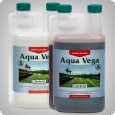 Canna Aqua Vega A & B, 2x1 litre growth fertiliser