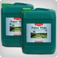 Canna Aqua Vega A & B, 2x10 litres growth fertiliser