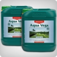 Canna Aqua Vega A & B, 2x5 litres growth fertiliser