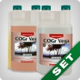 Canna COGr Vega A & B, growth fertiliser, 1 litre