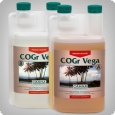 Canna COGr Vega A & B, 2x1 litre growth fertiliser