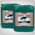 Canna COGr Vega A & B, 2x5 litres growth fertiliser