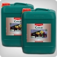 Canna Coco A & B, 2x10 litres coco grow fertilizer