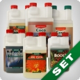 Canna Coco, complete fertiliser kit