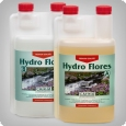 Canna Hydro Flores A & B, 2x1 litre bloom booster