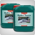 Canna Hydro Flores A & B, 2x5 litres bloom booster