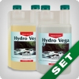 Canna Hydro Vega A & B, growth fertiliser, 1 litre