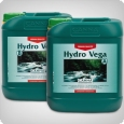 Canna Hydro Vega A & B, 2x5 litres growth fertiliser