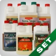 Canna Terra (soil), complete fertiliser kit