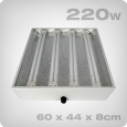 Elektrox propagation light 4x55W, 4 CFL 6500 K