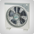 Fertraso Box Fan 30 cm