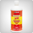 GHE pH-Down, pH correction solution, 1 litre
