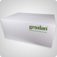 Grodan Delta rockwool cubes, 10x10x6.5cm, diagonal length: 36mm - 216 pcs.