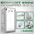Growbox complete set GrowPRO 400W Economy L