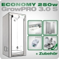 Growbox GrowPRO S, Grow Set 250W Economy