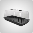 GrowPRO High Dome Propagator, 54x27x25 cm