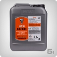 Hesi Coco, coco grow fertiliser, 5 litre