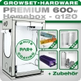 Homebox Ambient Q120 Grow kit 600W Premium