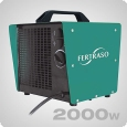 Ceramic Growroom Heater, 2kw