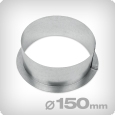Wall flange 150mm